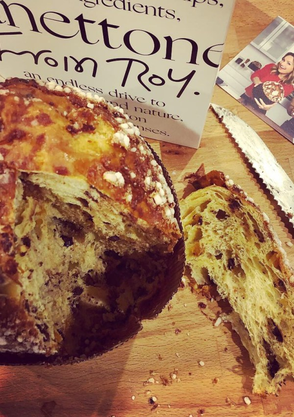 Quality Panettone Made In U.S.A.