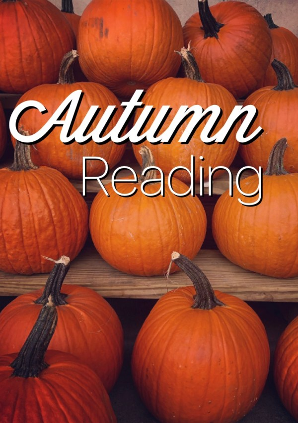 Reading List: Autumn 2019