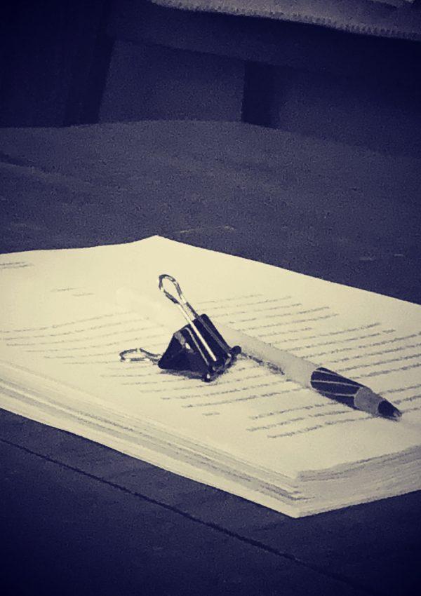 Writing Update: Book 2