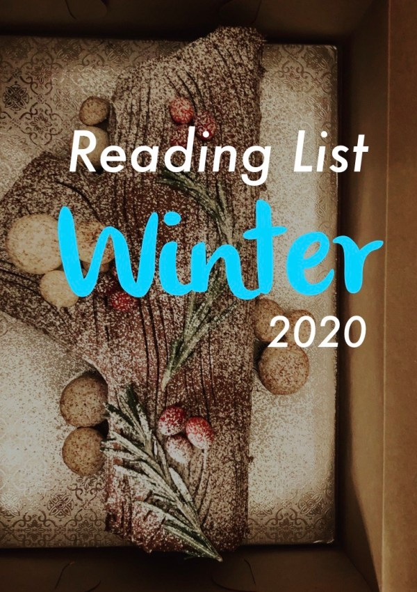 Reading List: Winter 2020