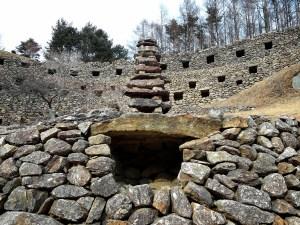 Mago Stronghold, Mt. Jiri Korea
