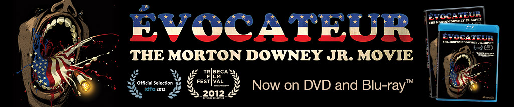 EVOCATEUR The Morton Downey Jr Movie Official Movie Site  Available on DVD and Bluray