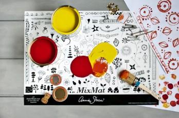 Annie Sloan MixMat™ style shot 2