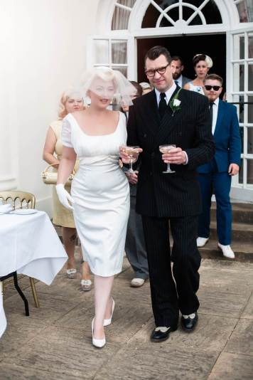 Claire Macintyre Photography Marilyn's Wedding as featured on the National Vintage Wedding Fair blog