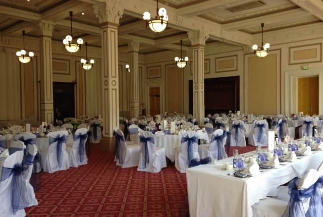 Wedding Venue Cedar Court Hotel in Harrogate as featured on The National Vintage Wedding Fair blog