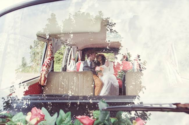 Sue Kwiatkowska vintage style photography as featured on The National Vintage Wedding Fairs Unique Bride Club