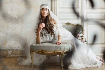 Vintage-inspired-wedding-dress-london-designer-bohemian-boho-wedding-gown-landscape