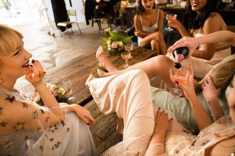 Woburn x BowenDryden Badass Alternative Bridesmaid Collection