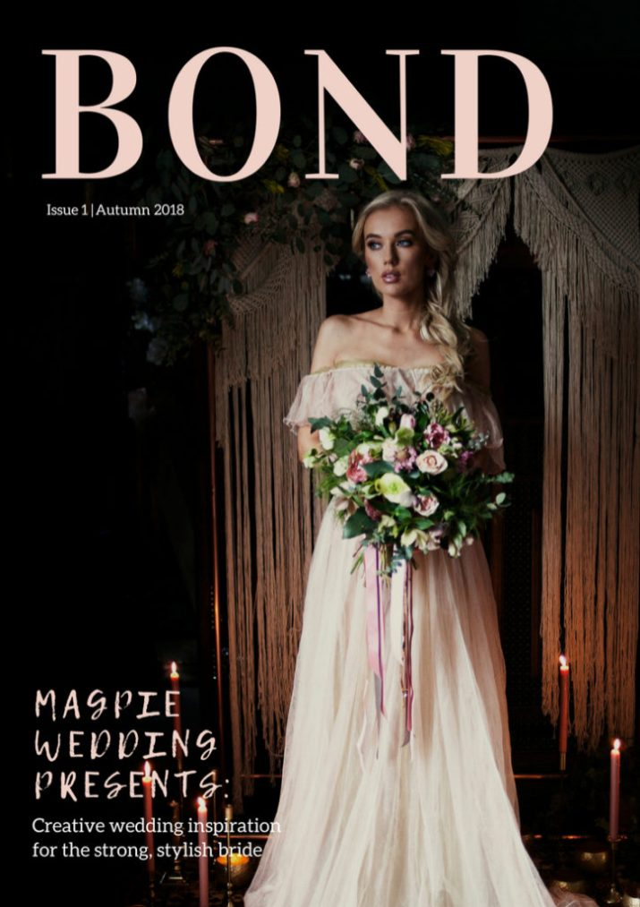 alternative ethical wedding magazine - BOND Bride Magazine