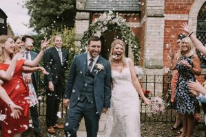 Wedding Venue: Eshott Hall, Morpeth, Northumberland