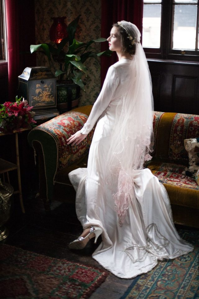 1930's Vintage Wedding Inspiration