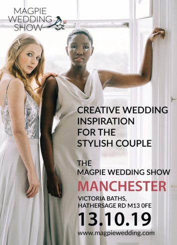 Manchester Magpie Wedding Show at Victoria Baths Event Poster