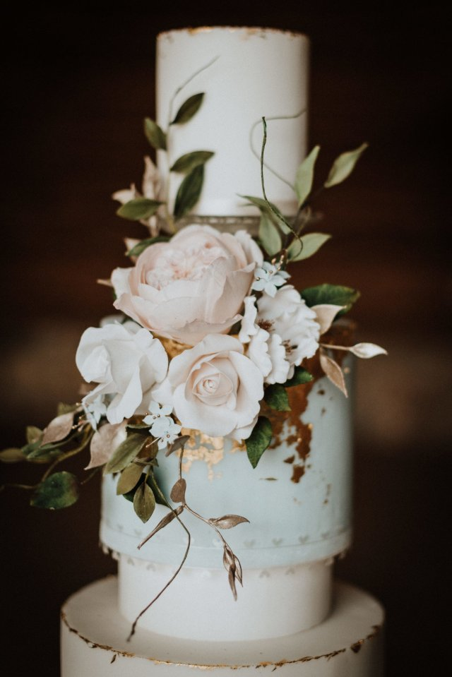 Secret Garden Wedding Inspiration at Hornington Manor