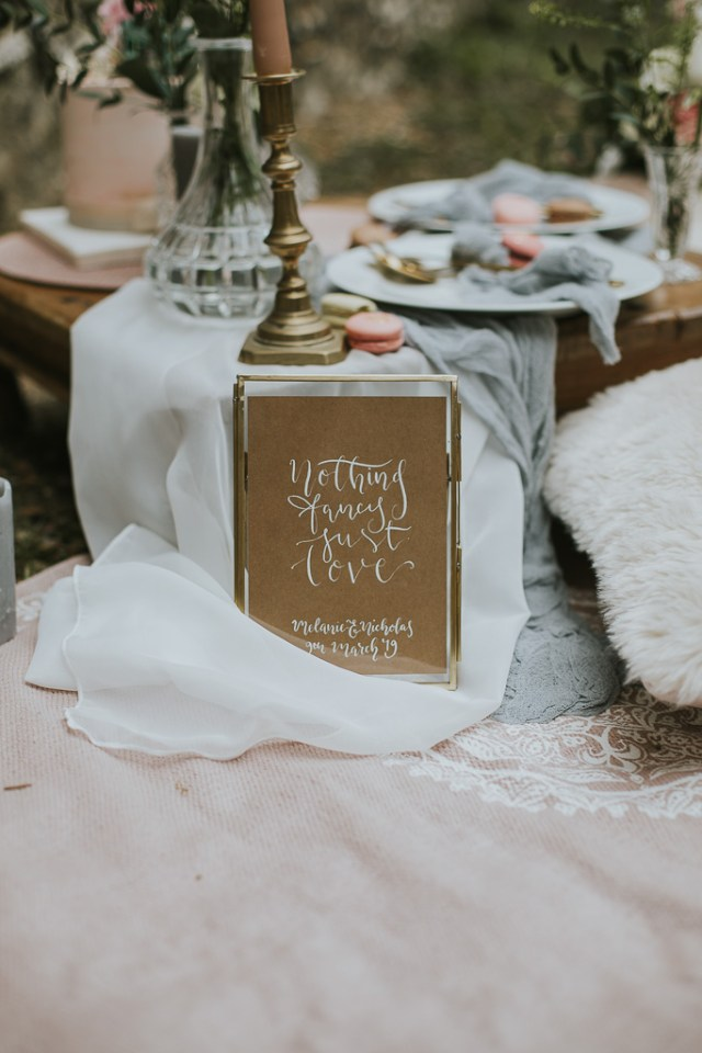 Elopement Wedding With Intimate English Country Vibes