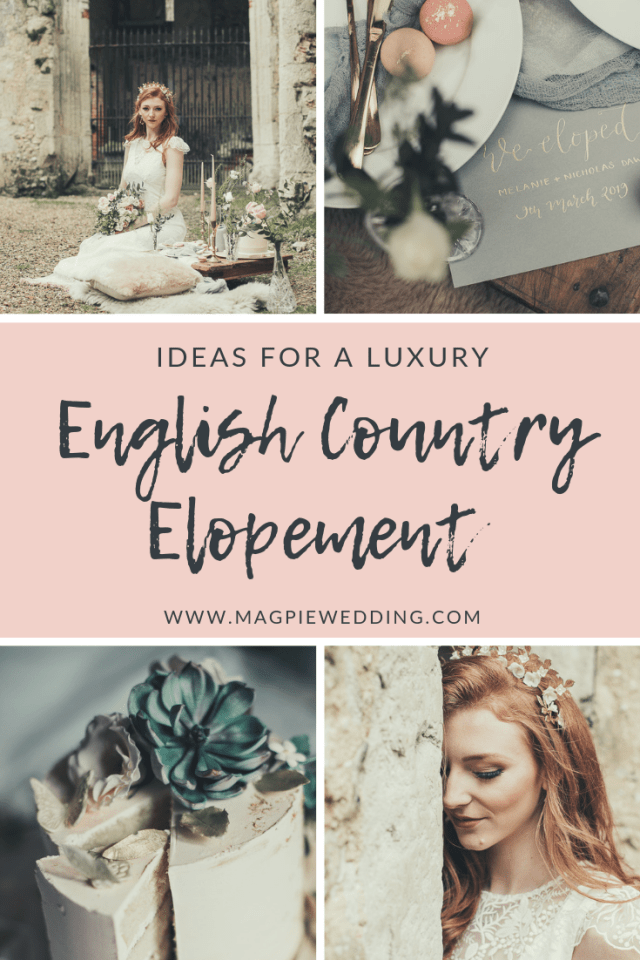 English Country Elopement