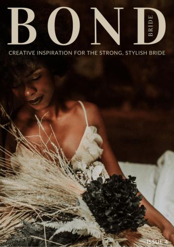 BOND Bride Magazine Cover Issue 4