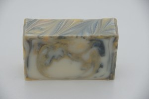 More Marbled Citrus Soap