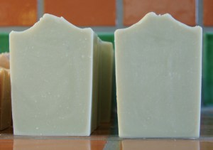 Green Argiletz Clay Soaps