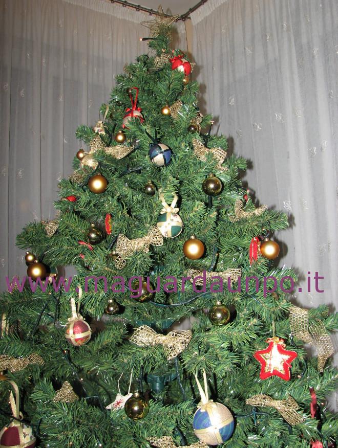 Palline di Natale per lalbero come farle con il