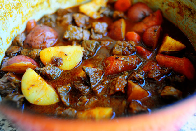Tea Masala Beef Stew via @theMagunga