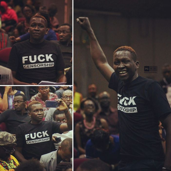 David Kariuki, David Muiru, The Magunga, Magunga, KFCB, Kenya Film Classification Board, Fuck Censorship, Uncensored,