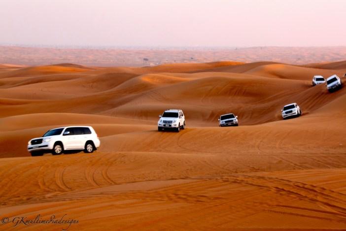 Dubai Desert Safari, Dubai, UAE, Magunga, Travel