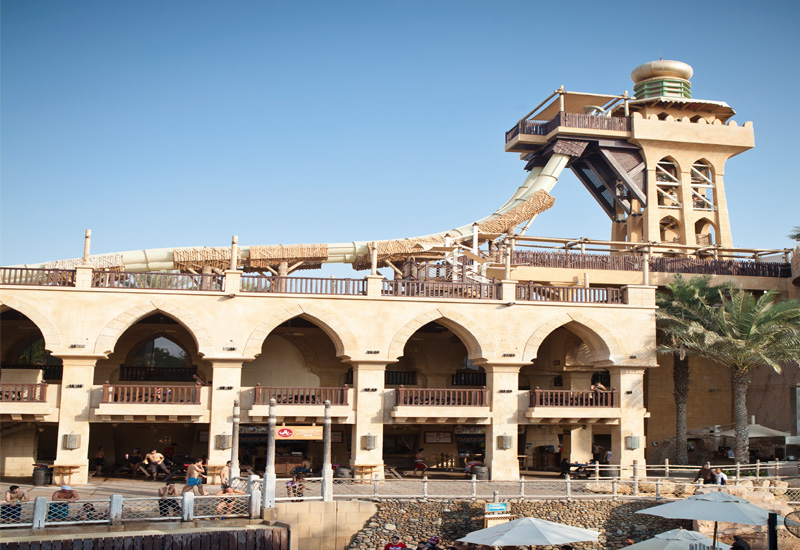 Wild Wadi Water Park, The Jumeirah Sceirah, Dubai, UAE, Magunga, Travel