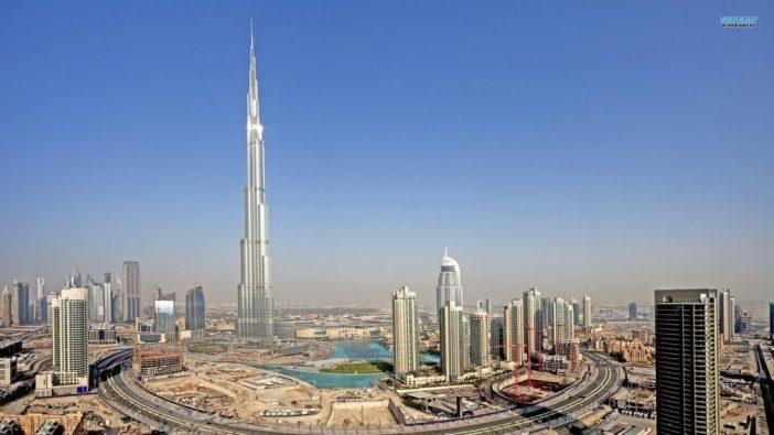 Burj Khalifa, Dubai, UAE, Magunga, Travel, Middle East