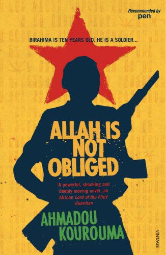 Allah Is Not Obliged, Ahmadou Kourouma