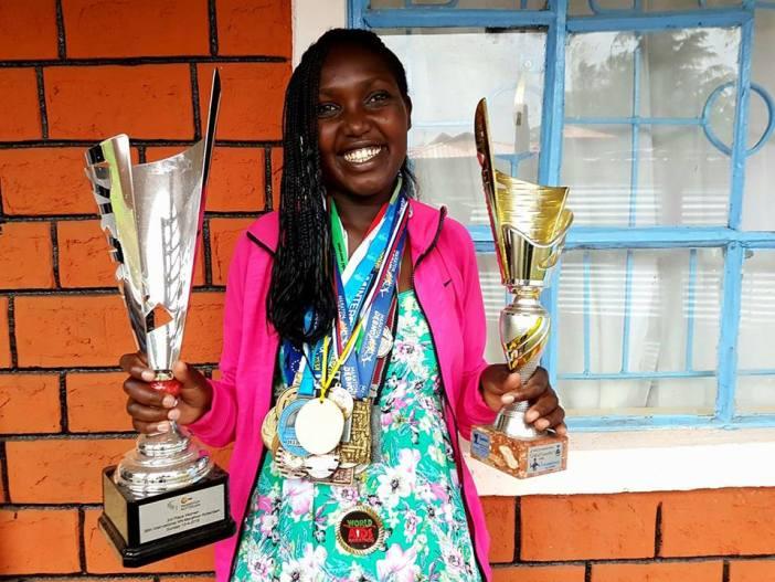 Rebecca Jepchirchir Korir, Kapsabet, Nandi County