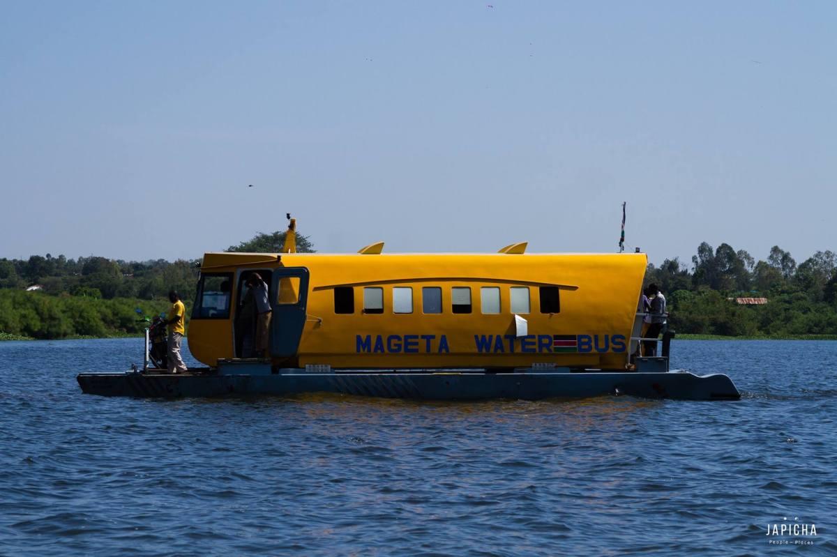 Mageta Island Waterbus