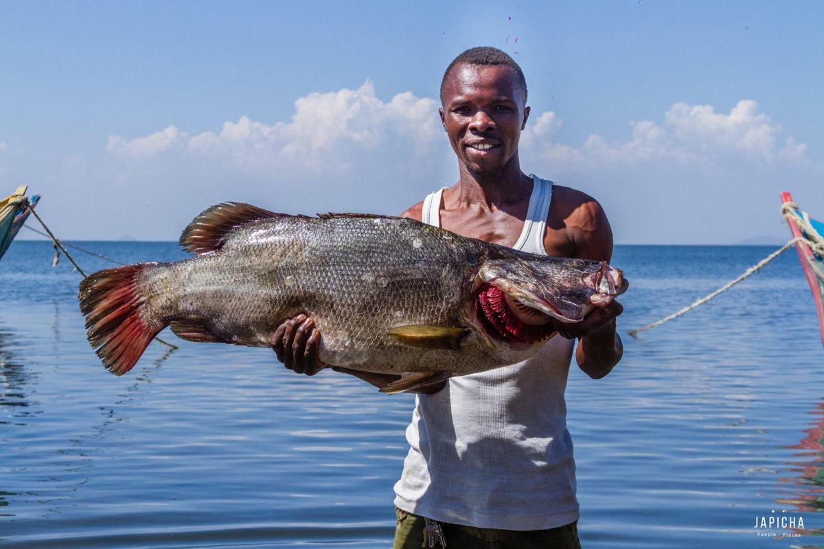 Otis JaKanyawegi The Fisherman