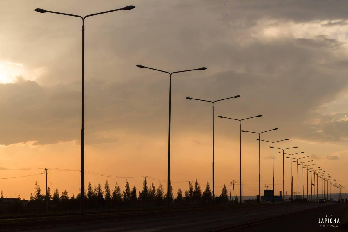 Kisumu Airport Road