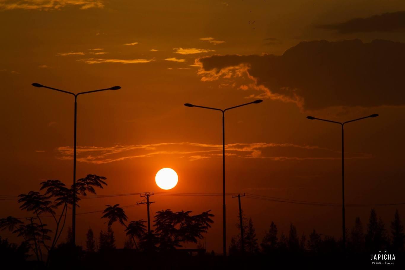 Kisumu Airport Road (c) JAPICHA