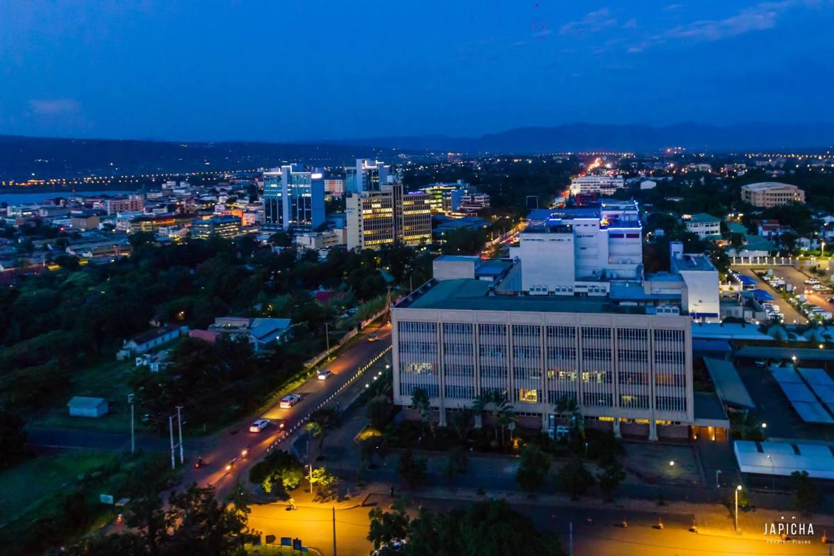 Kisumu Blue Hour