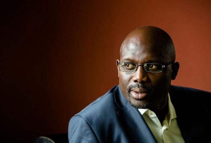 George Tawlon Manneh Oppong Ousman Weah