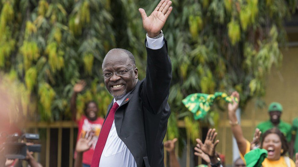 A eulogy of Magufuli via @theMagunga