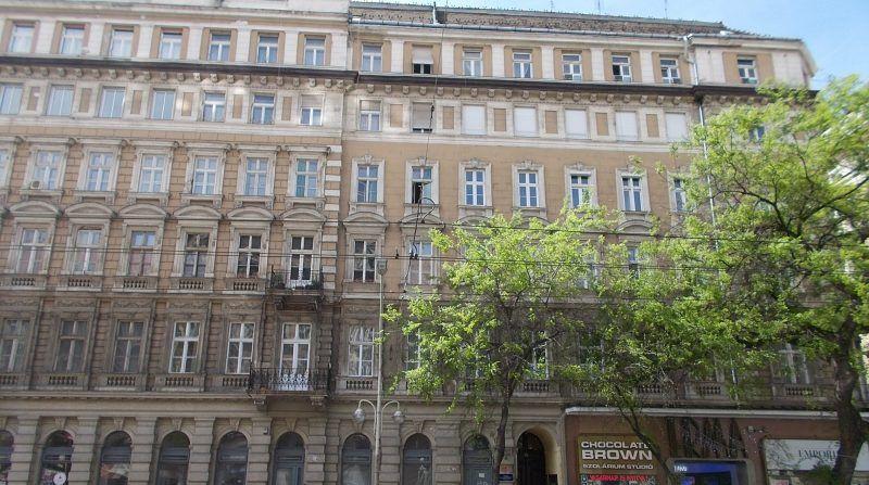 Terézváros Budapest