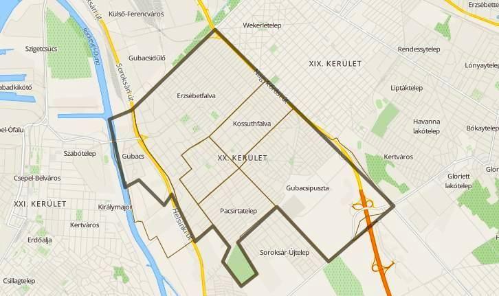 Budapest XX. kerület