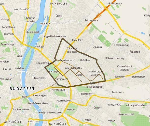 Budapest XIV. kerület