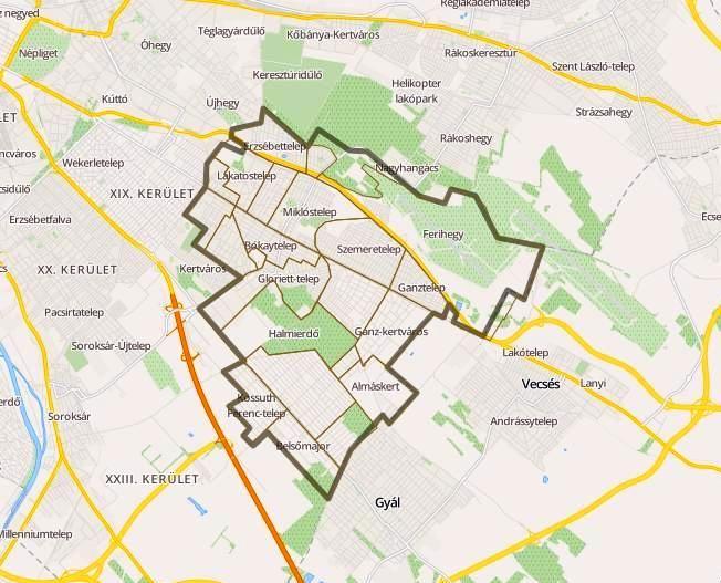 Budapest XVIII. kerület