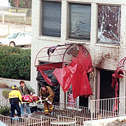 Bombed Abortion Clinic