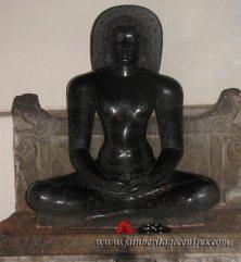 Lord Adinath, Kattale Basadi, Chandragiri Hillock, Shravanabelagola.