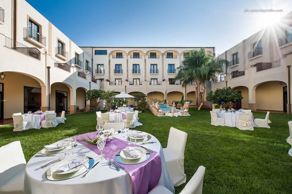 Benvenuti al Mahara Hotel di Mazara del Vallo