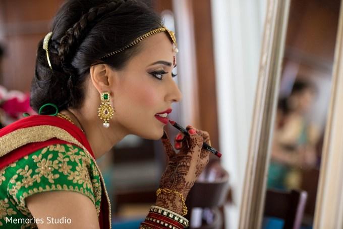 indian wedding hair and makeup artist | saubhaya makeup