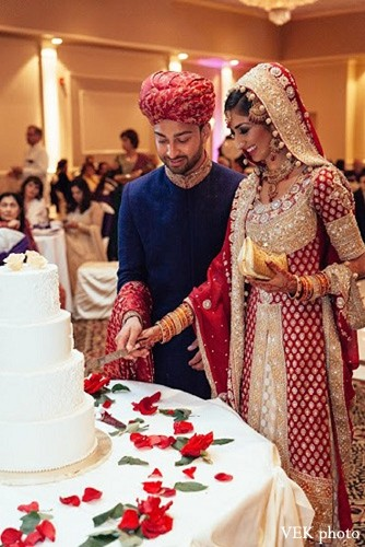 Chicago IL Pakistani Wedding By VEK Photo Maharani Weddings