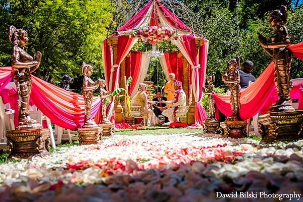 Fremont CA Indian Wedding by Dawid Bilski Photography  Maharani Weddings