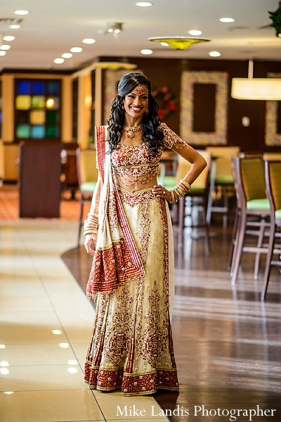 Portraits In Garfield NJ Indian Fusion Wedding By Mike