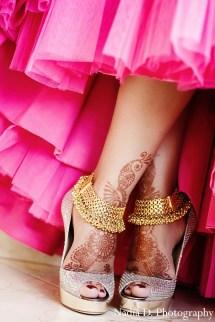 Bridal Silver Payal Designs