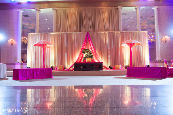 Chicago IL Indian Fusion Wedding By Maha Designs Post 4276